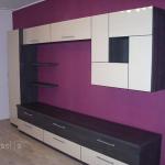 furniture-living room-purple