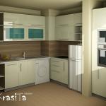 кухня, мебели по поръчка