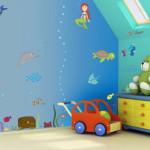 стенни рисунки детска стая