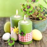 свещи, декорация, градински мебели