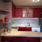 кухня във винено